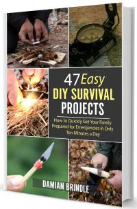 DIY Survival Projects Book