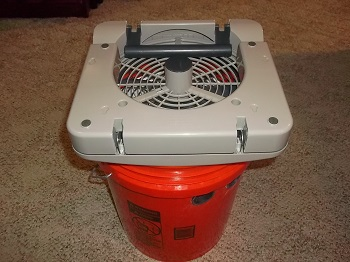 Trying My Hand at the Homemade Air Conditioner DIY The 5 Gallon