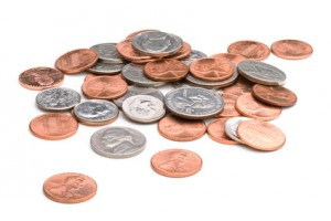 Collect Pocket Change… You'd be Surprised at How Much You Can Collect!