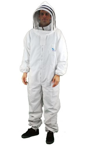 i m thinking about buying a beekeeper suit maybe you should