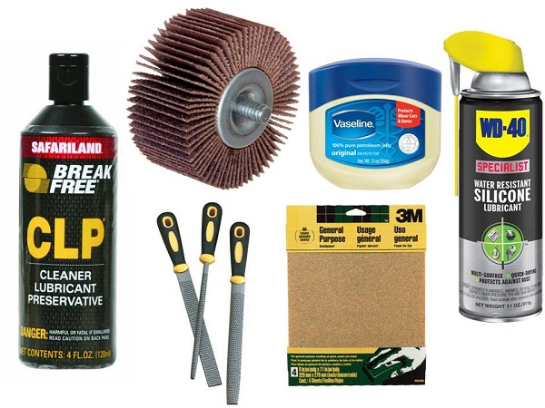 16+ Abrasives and Lubricants for SHTF