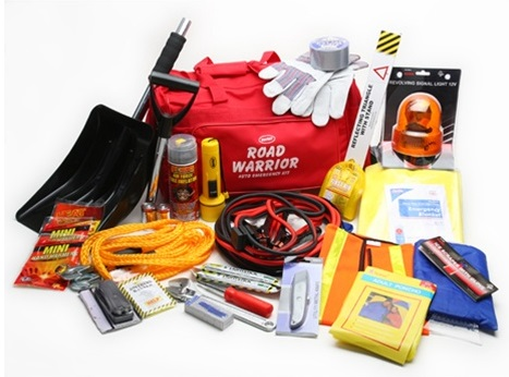 Preparing a Survival Kit for Your Car Can Help You in Everyday Driving too! (Guest Post)