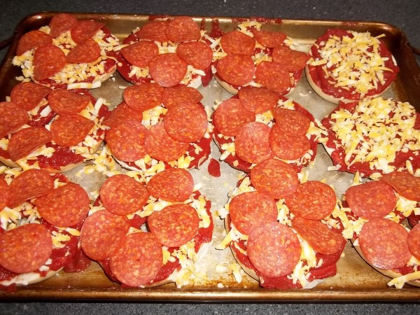 How To Make Pizza Sauce From Scratch Pizza Bagels