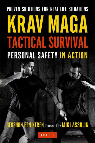 Krav Maga Tactical Survival Book Review