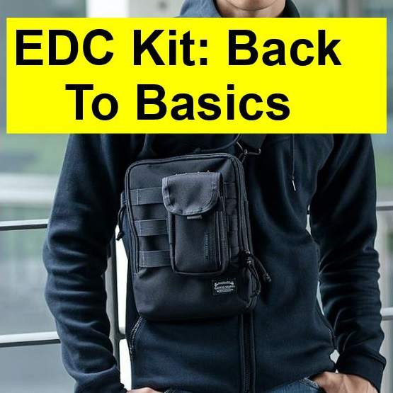 EDC Kit: Back To Basics (Guest Post)