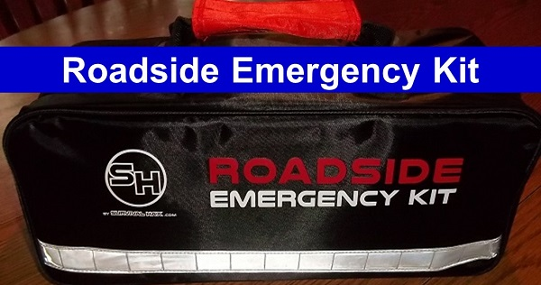 Roadside Emergency Kit Review by Survival Hax