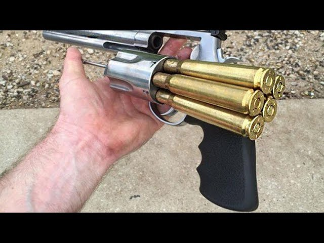 7 Most Powerful Handguns of All Time