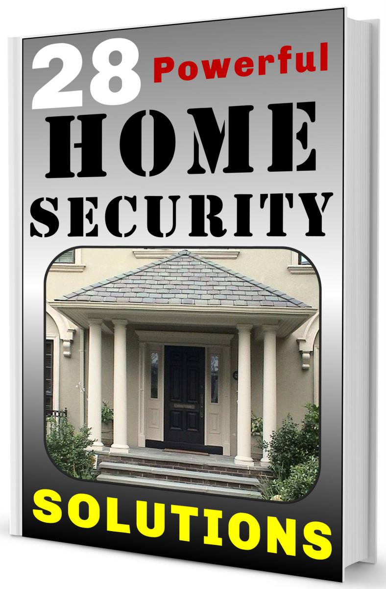 28 Powerful Home Security Solutions Book Now FREE on Amazon