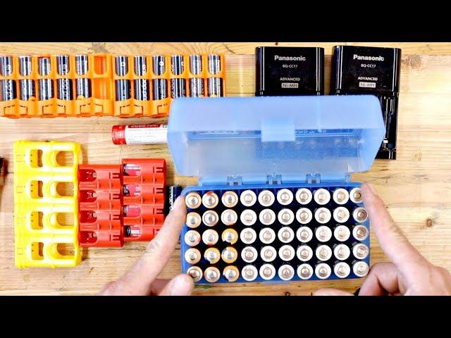 Rechargeable Batteries Dirty Little Secret