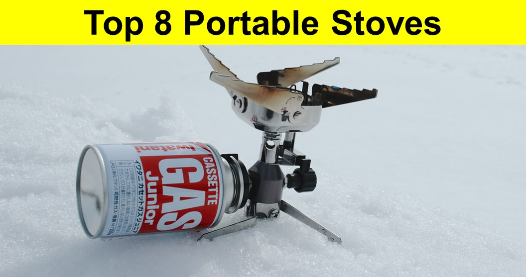 Top 8 Portable Stoves for Survival