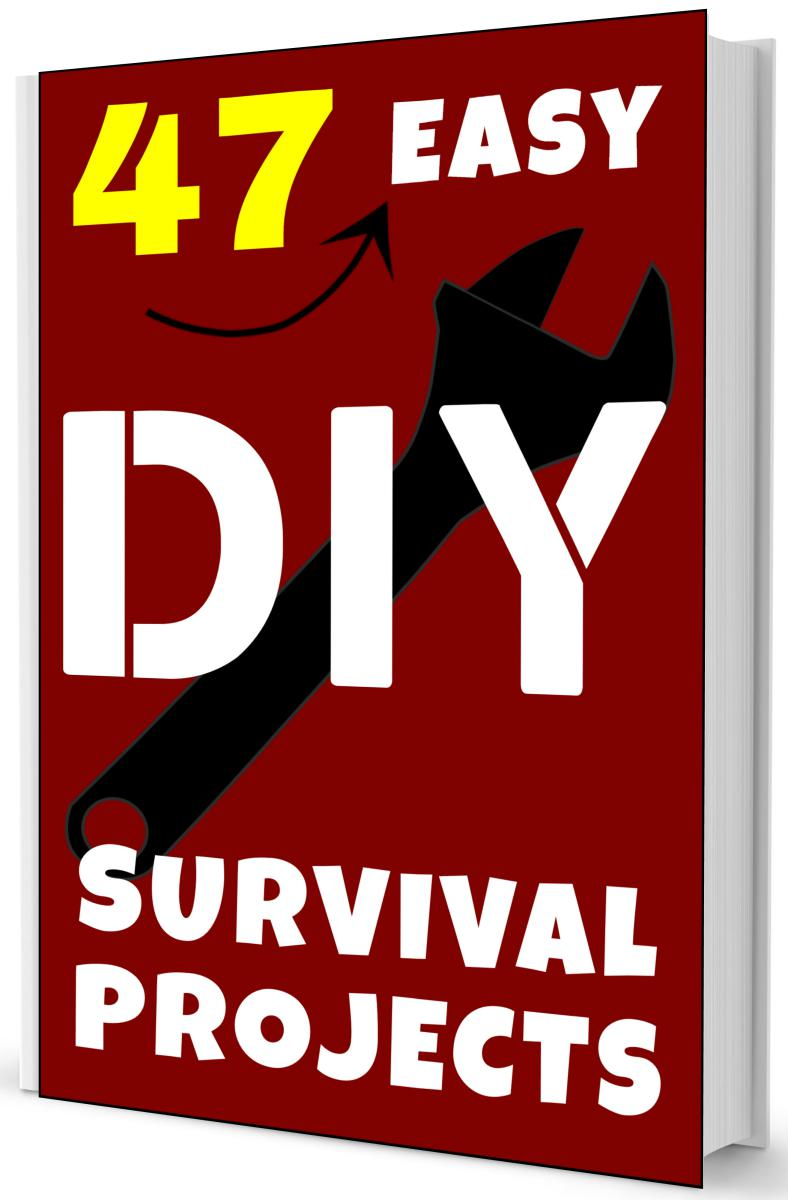 47 Easy DIY Survival Projects $0.99 Countdown Deal About to Expire
