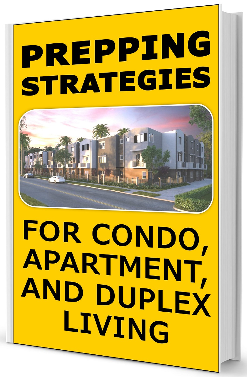 Apartment and Condo Prepping Book Now Only $0.99 on Amazon Kindle