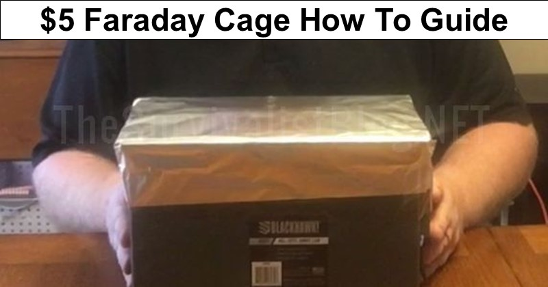 $5 Faraday Cage How To Guide