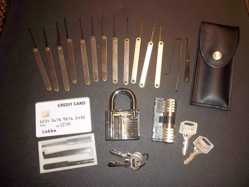 Lock Pick Beginners Box Review | reThinkSurvival com