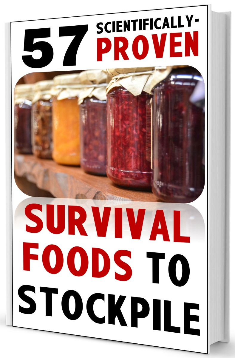 Survival Foods Book $0.99 On Amazon Kindle (Limited Time Only)