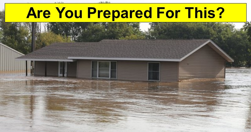 How to Prep for a Flood in 7 Easy Steps