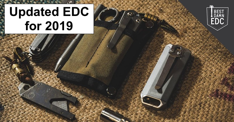 Updated EDC for 2019