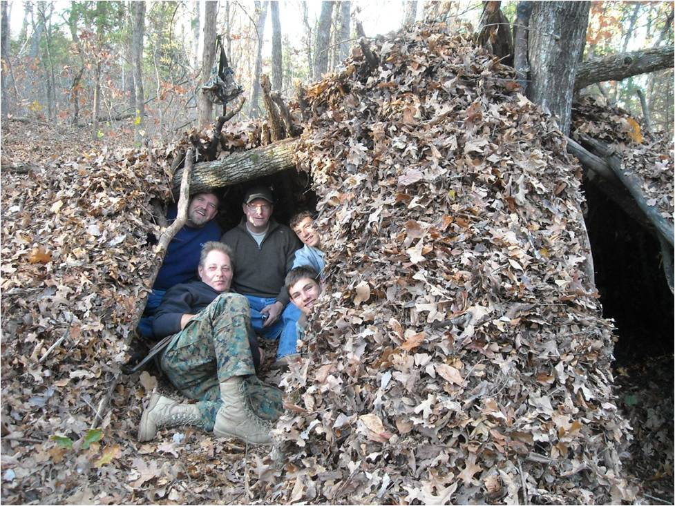 Wilderness survival certification canada